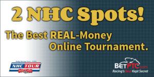 NHC contest tournament cash is king