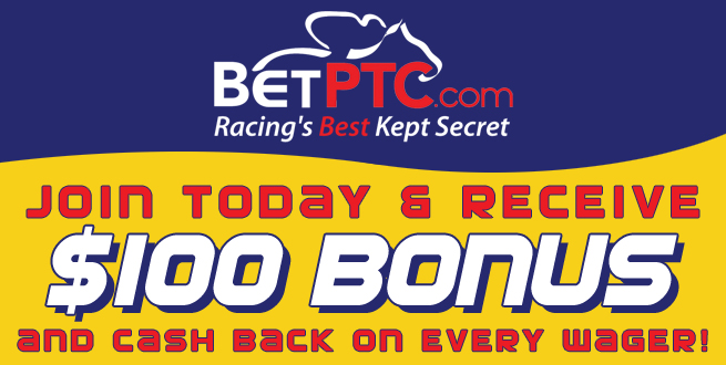 BetPTC 100 cash back bonus