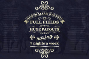 Aussie Racing bet it at BetPTC