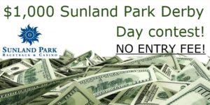 sunland park derby contest