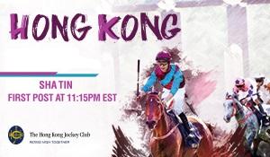 Sha tin horse racing